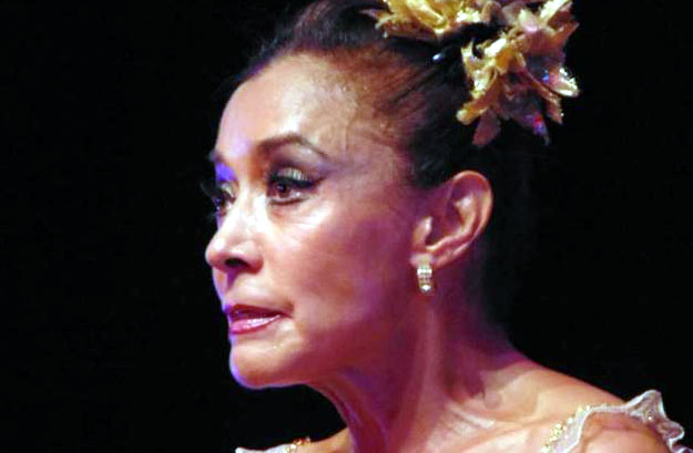 Vuelve a escenario de Cuba artista mexicana Sonia Amelio