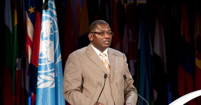 En Cuba el Presidente de la Conferencia General de la UNESCO