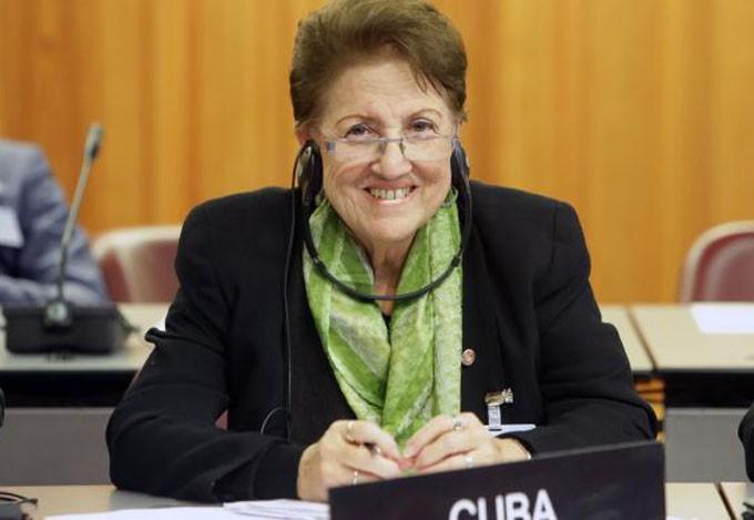 Parlamentarios  de Cuba y la India intercambian experiencias