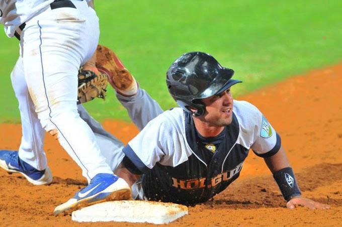 Holguín se consolida en lucha por clasificación en béisbol cubano