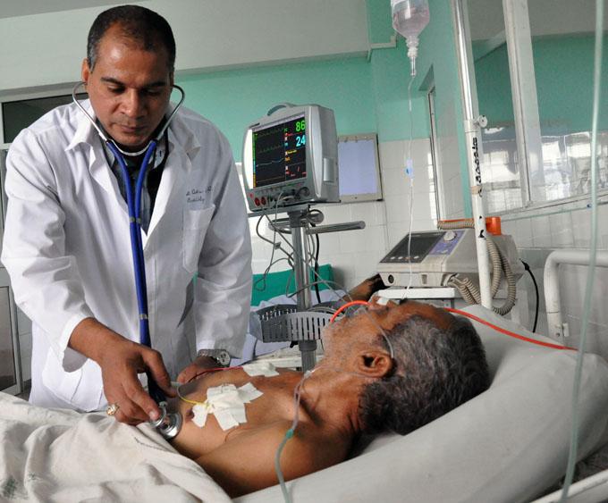 Restricciones del bloqueo llegan al hospital Carlos Manuel de Céspedes