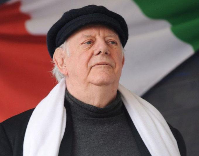 Italia despide acongojada a Darío Fo