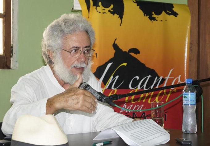 """""""La grosería es profundamente contraria a la mejor cubanía"""", Luis Toledo Sande (+ audio)"""
