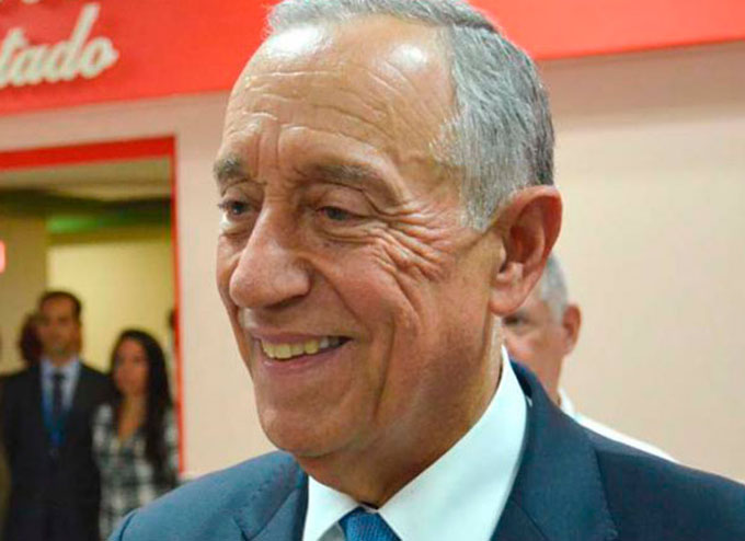 Presidente de Portugal finaliza visita a Cuba