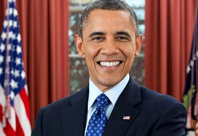 Obama ya votó por su sucesor en la Casa Blanca