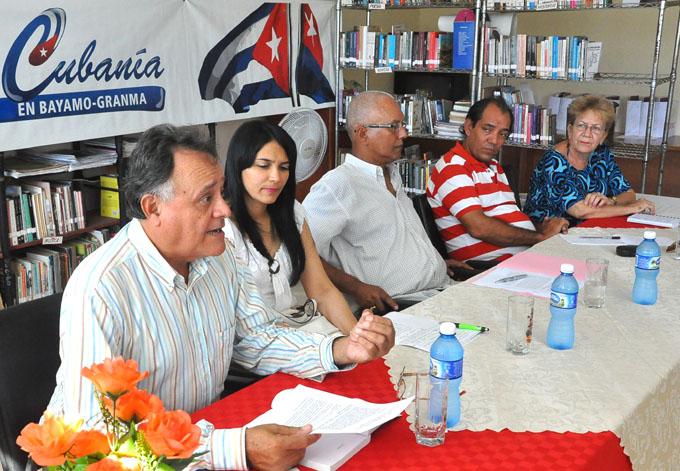Reflexionan sobre identidad cultural en la Cubanía