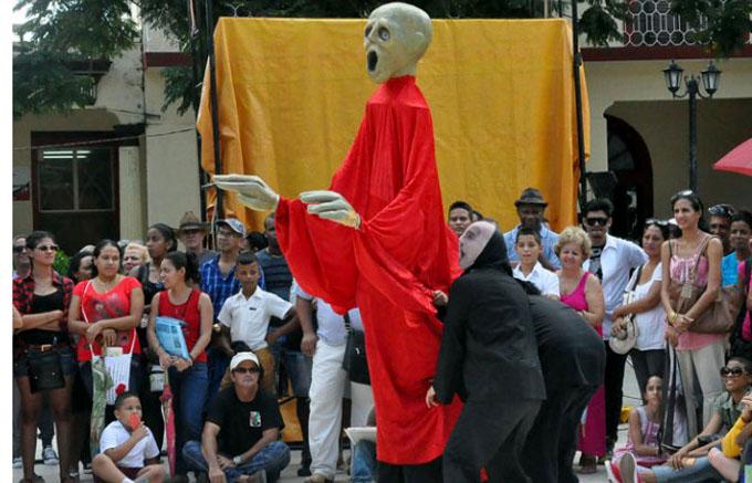 Participan artistas noruegos en la XXII Fiesta de la Cubanía