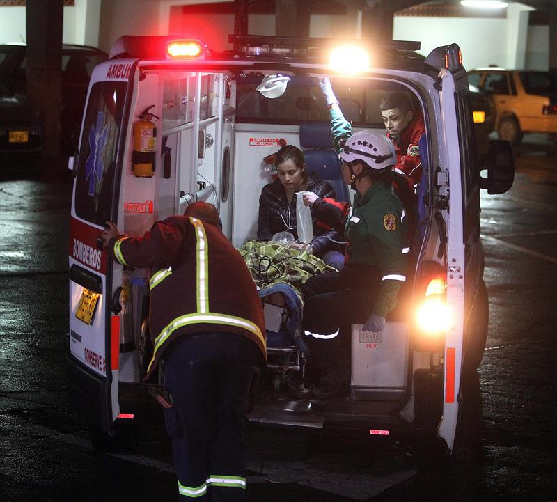 Accidente Colombia  4