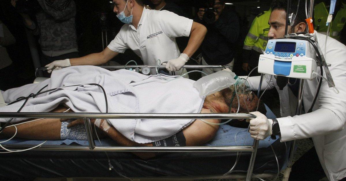Accidente Colombia 5