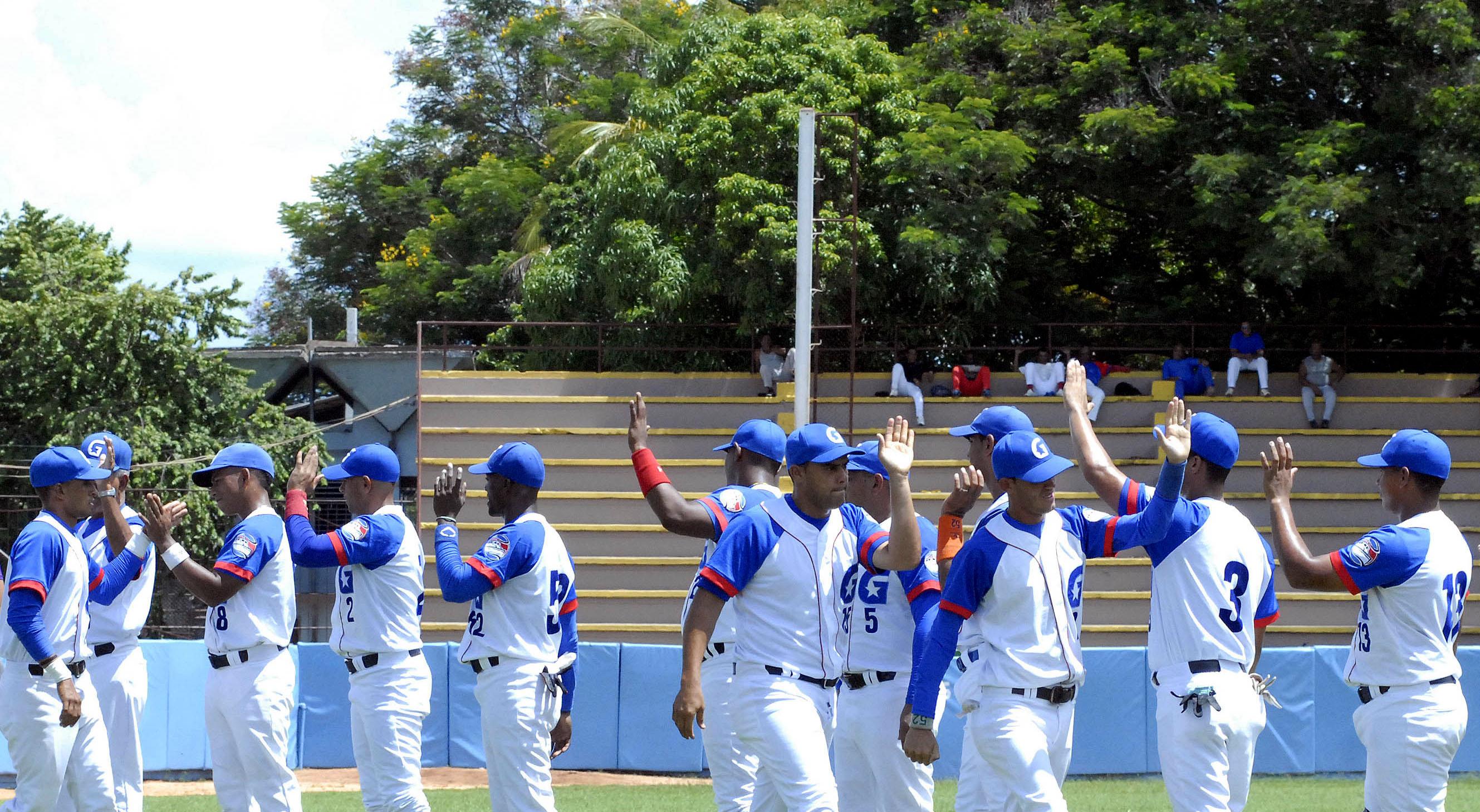 Noviembre comienza con segunda etapa de Serie Nacional de Béisbol