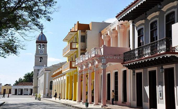 Lazarte celebra cumpleaños 503 de la segunda villa cubana