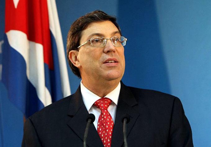 Realiza Canciller cubano gira por Medio  Oriente