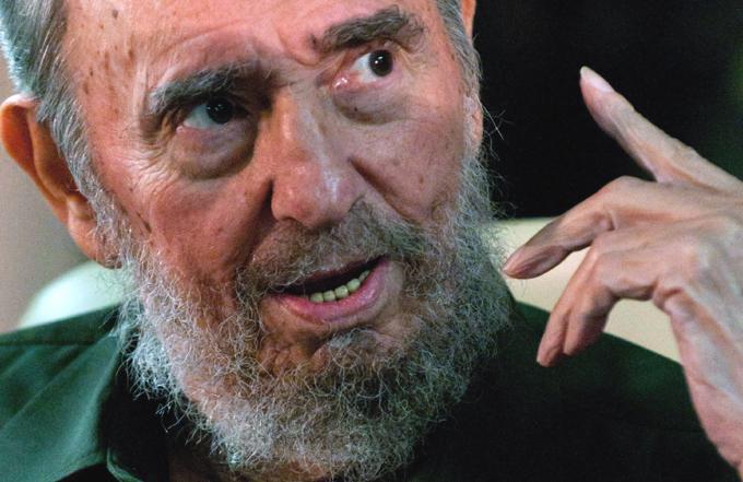 Fidel, el padre de la humanidad