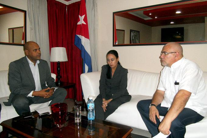 Cuba y Cabo Verde estrecharán colaboración deportiva