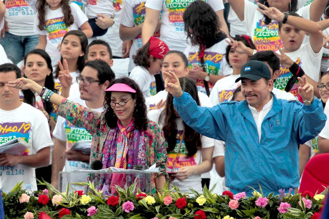 Daniel Ortega es reelecto para nuevo período presidencial en Nicaragua