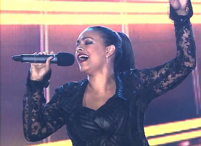 Dayana Batista, cantante de corazón