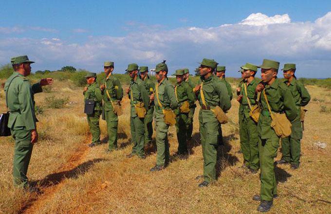 Cuba concluye hoy Días Nacionales de la Defensa