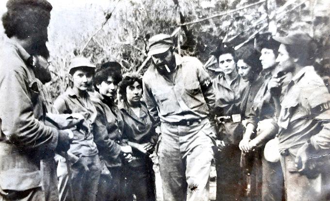 No habrá aquí ni en ningún lugar del mundo un hombre como Fidel (+ video)