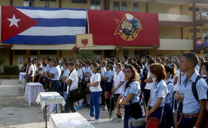 Estudiantes Cubanos FEEM