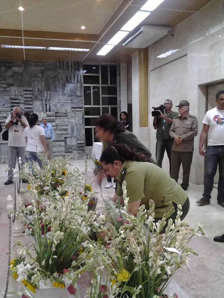 FAR rinde tributo a Fidel 2