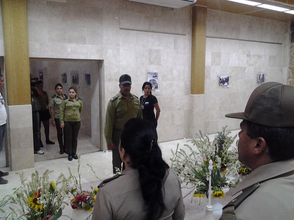 FAR rinde tributo a Fidel 3