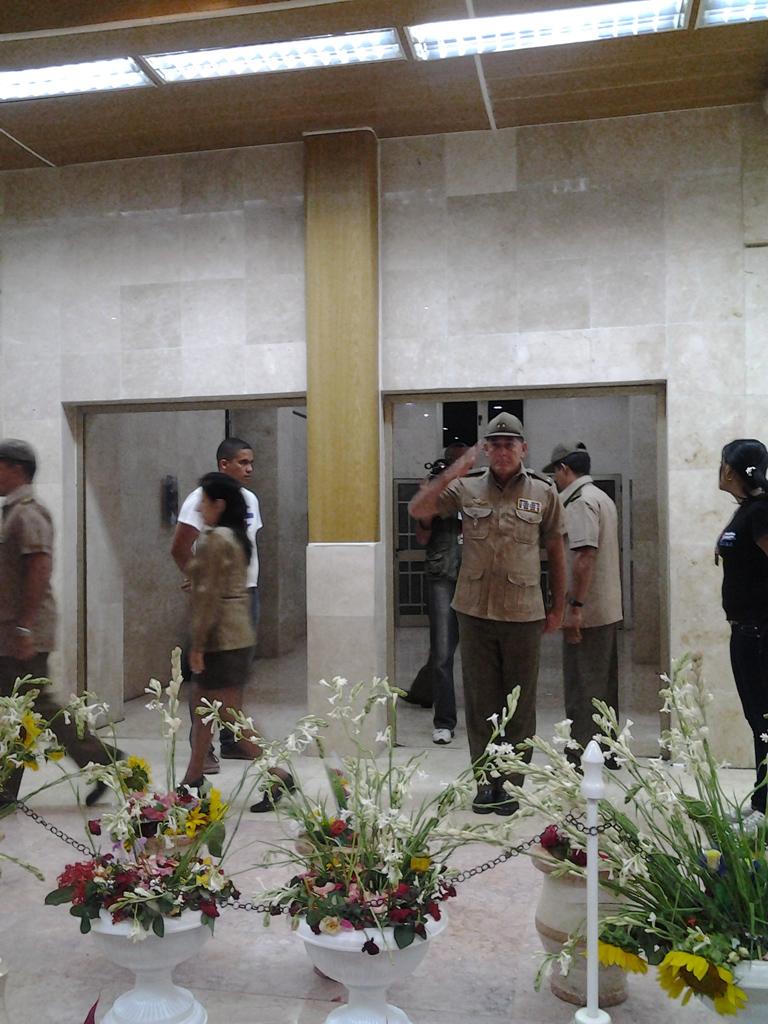 FAR rinde tributo a Fidel 4