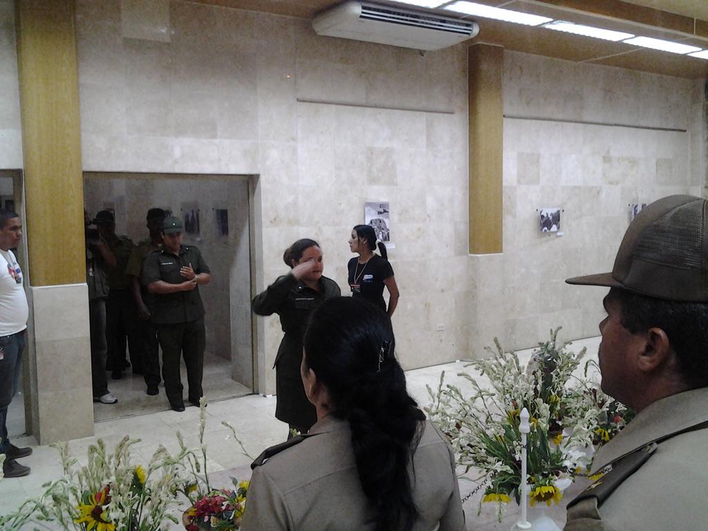 FAR rinde tributo a Fidel 5