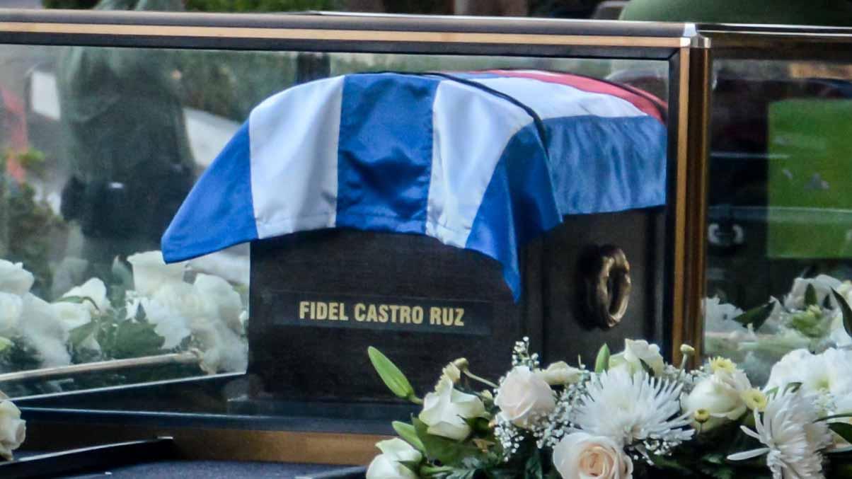 En fotos: los últimos momentos de Fidel en La Habana