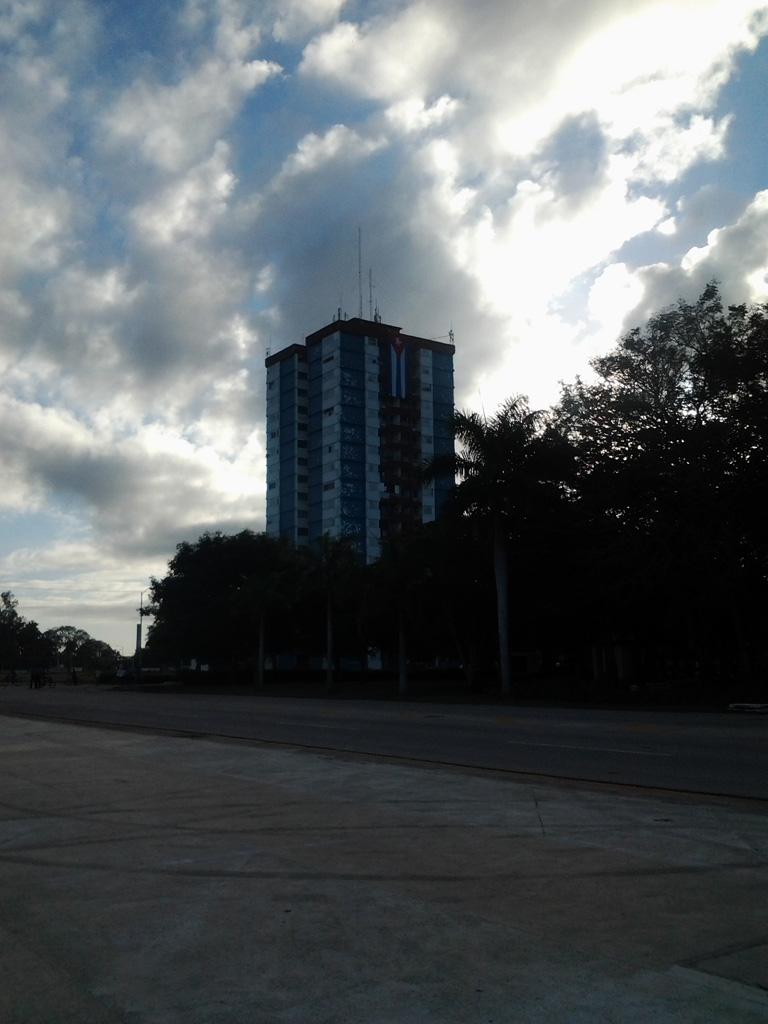 Fidel Castro, Plaza de la Patria, Bayamo 1
