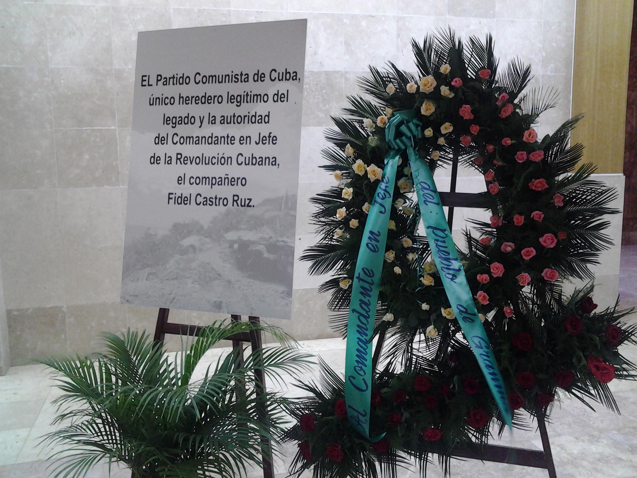 Fidel Castro, Plaza de la Patria, Bayamo 2