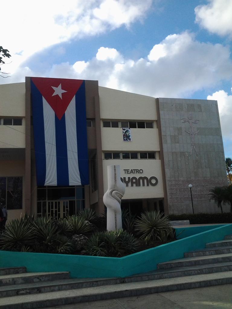 Fidel Castro, Plaza de la Patria, Bayamo  6
