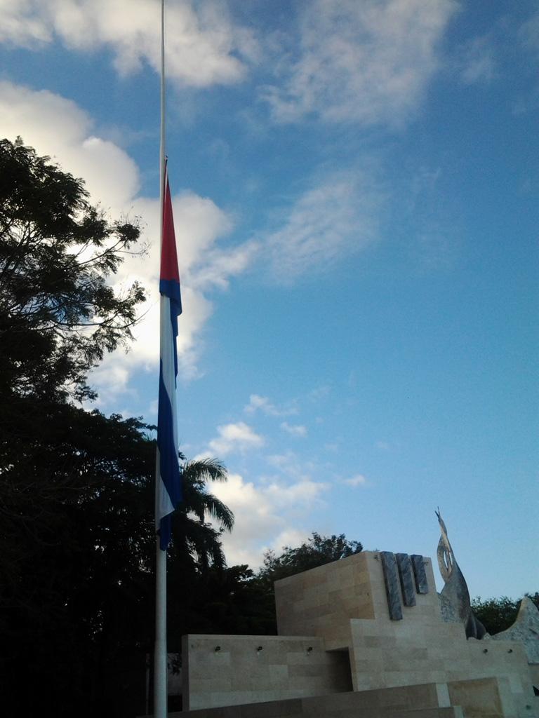 Fidel Castro, Plaza de la Patria, Bayamo