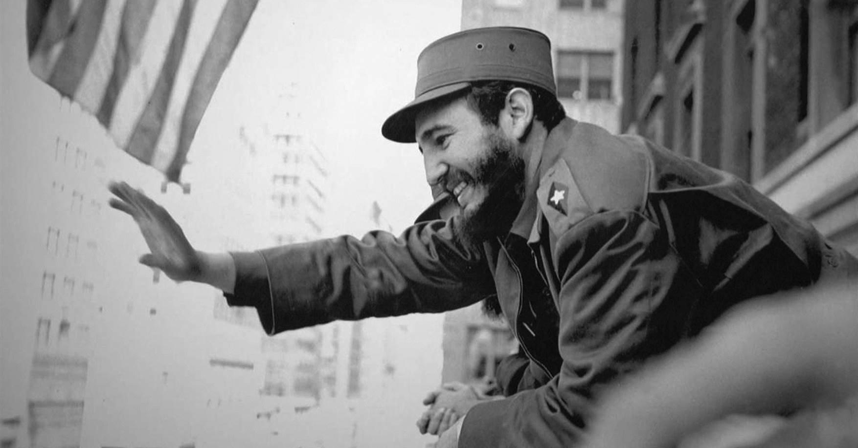 Exposición fotográfica en Nueva Delhi rinde tributo a Fidel Castro
