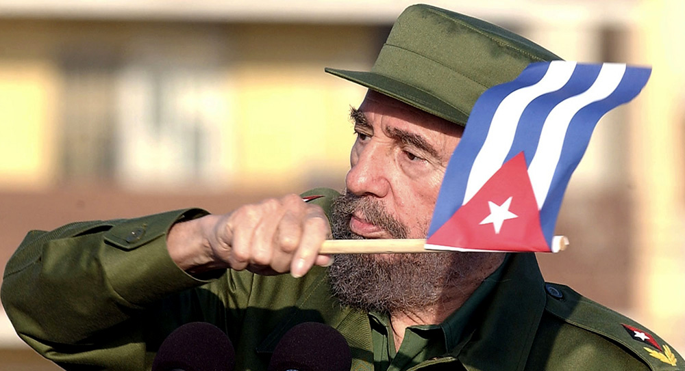 Fidel Castro Ruz,Gran David de América Latina con vida eterna