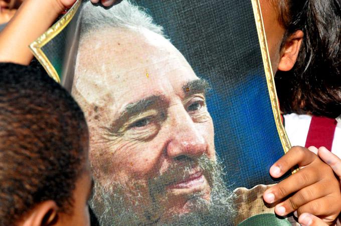 Fidel, Granma