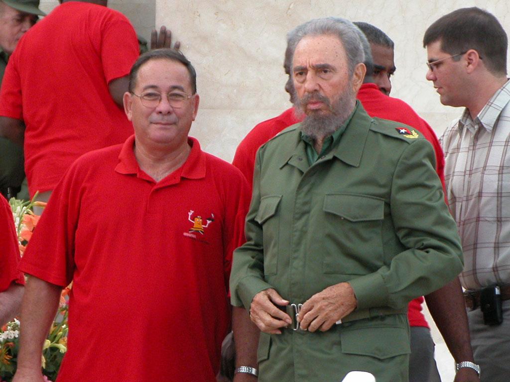 Fidel el 26 de Julio  en Bayamo, 2006 1