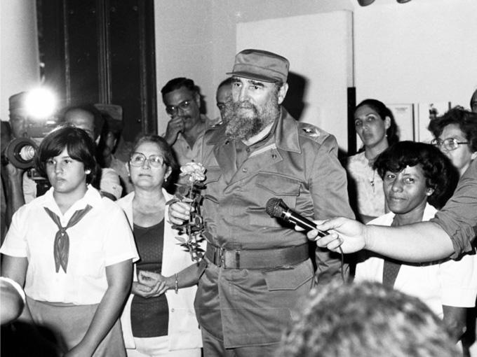 Fidel Castro: hijo de la provincia de Granma por derecho (+ fotos)