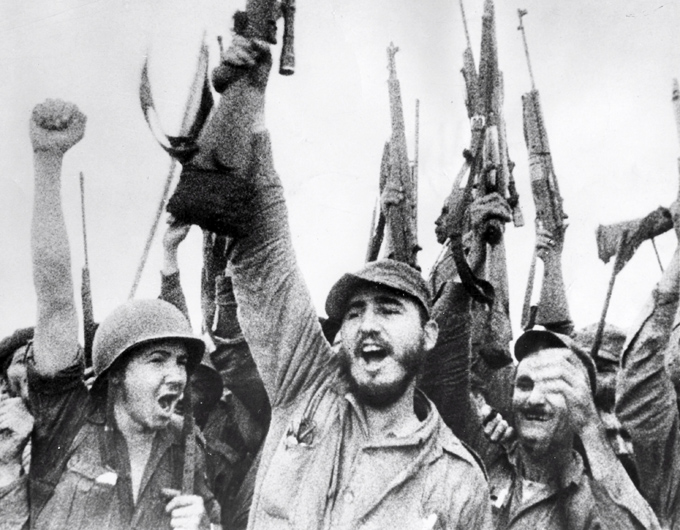 Fidel, ¡se reanuda el viaje!