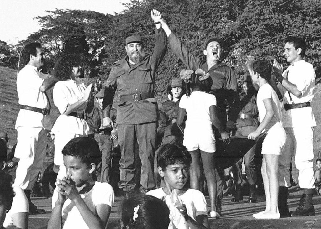 Fidel y Raúl, 30 Aniversario del reecuentro entre Fidel y Raúl