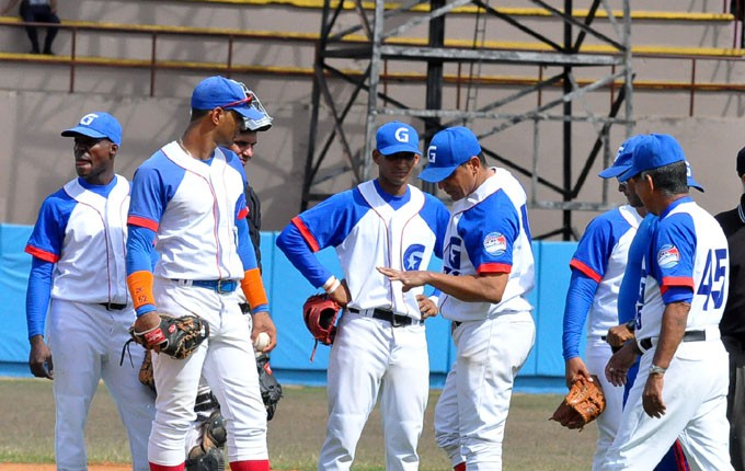 Granma Béisbol Cuba Serie Nacional