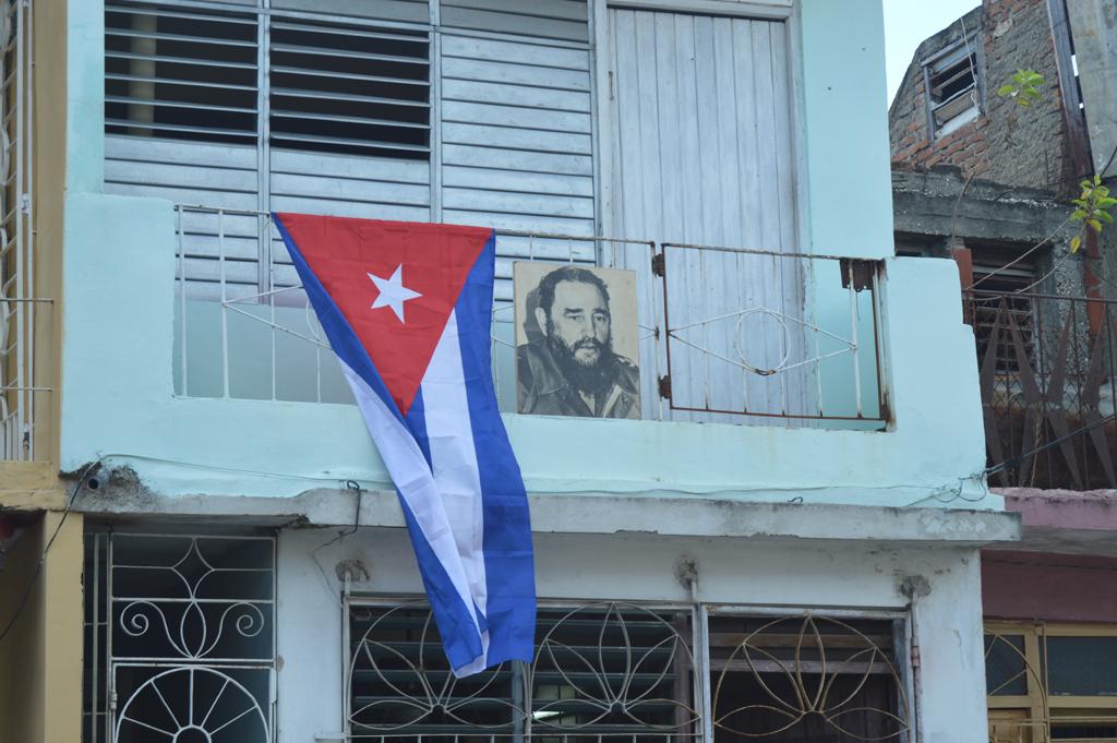 Homenaje a Fidel en Bayamo, 29 de noviembre 1