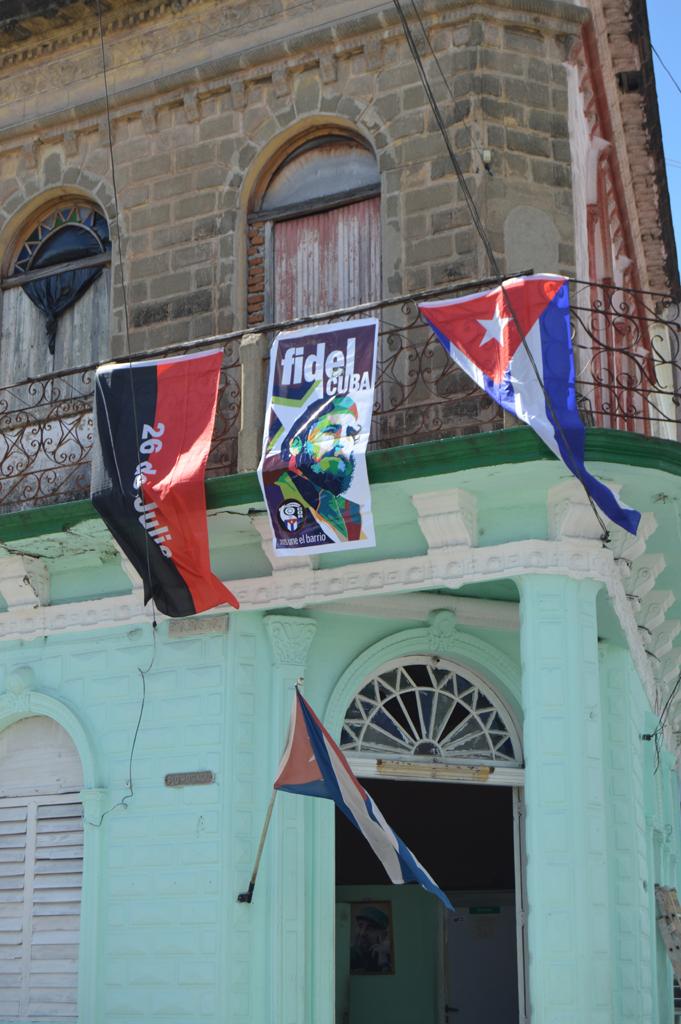 Homenaje a Fidel en Bayamo, 29 de noviembre 3