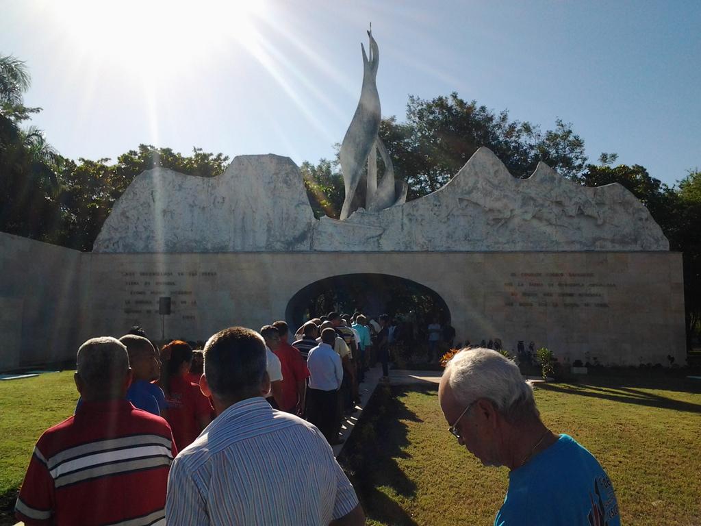 Homenaje a Fidel en Bayamo 6