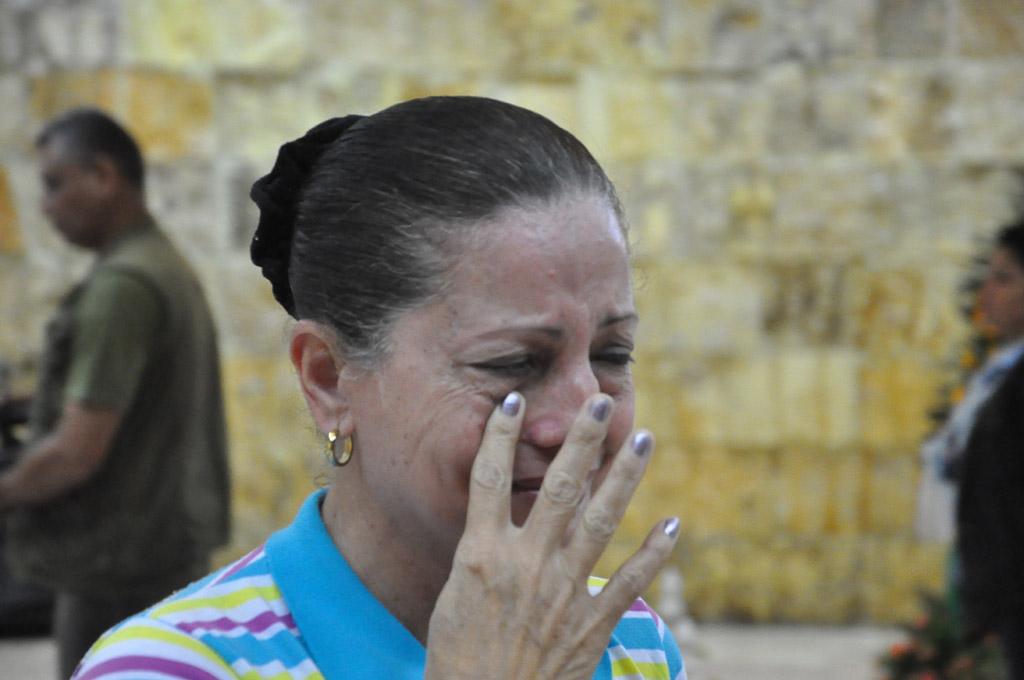 Homenaje a Fidel en Bayamo, Granma 1