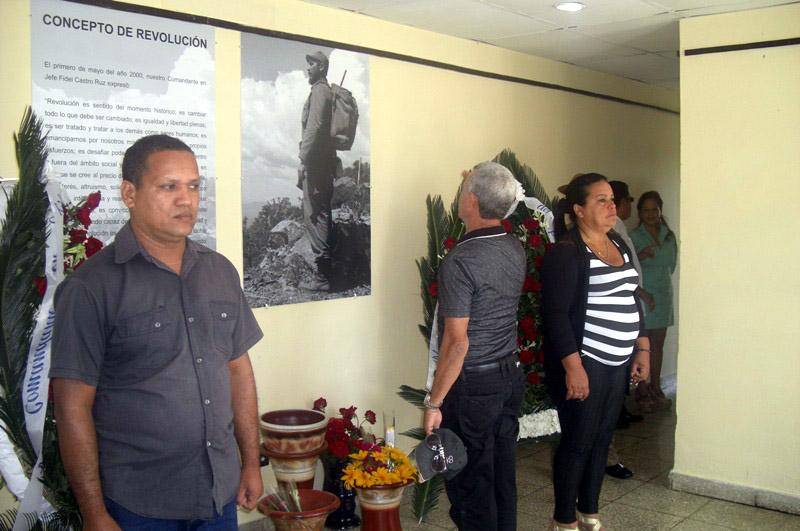 Homenaje a Fidel en Río Cauto 1