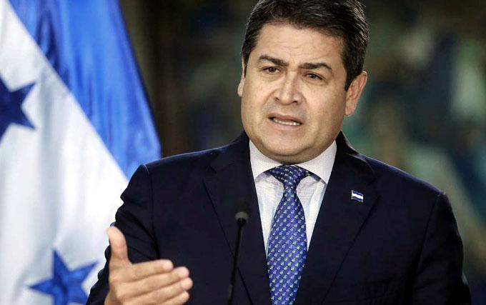 Llegará a Cuba el Presidente de la República de Honduras