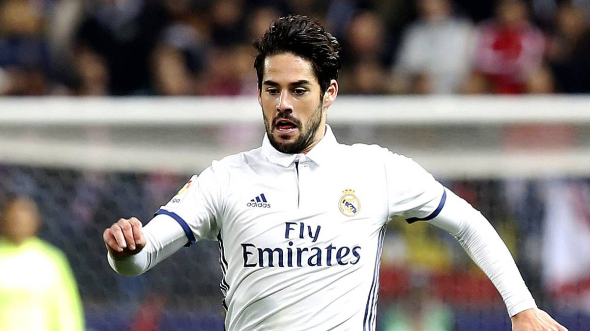 Isco da largas a su renovación con el Real Madrid