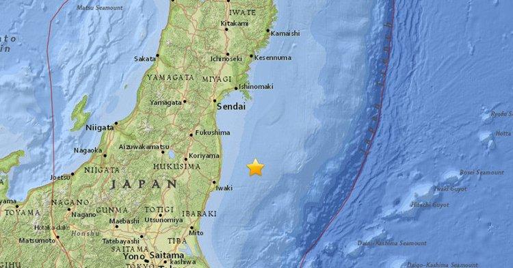 Japón terremoto