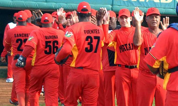Matanzas continúa su marcha arrolladora en la Serie Nacional de Béisbol