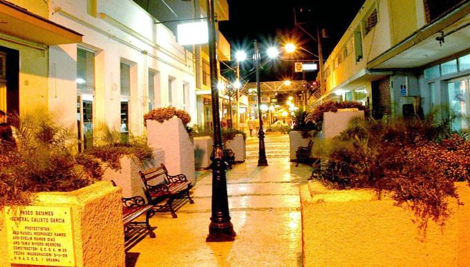 Paseo bayamés General Calixto García FOTO/ Luis Carlos Palacios